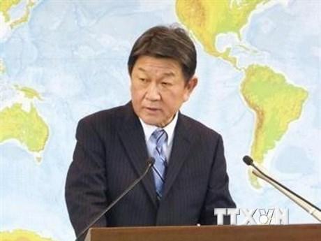 Nhật Bản kêu gọi Hàn Quốc đề xuất giải pháp cho các vấn đề thời chiến