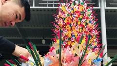 Sắc xuân tại làng hoa giấy hơn 300 năm tuổi ở Thừa Thiên Huế