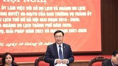 Bí thư Vương Đình Huệ: Sản phẩm du lịch của Thủ đô còn thiếu đẳng cấp và sự khác biệt