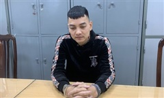 Đối tượng bắn Dương Minh Tuyền ra đầu thú
