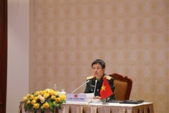 Việt Nam tham gia Diễn đàn Fullerton chuẩn bị cho Đối thoại Shangri-La 2021