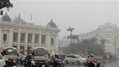 Dự báo thời tiết ngày 20/1: Hà Nội có sương mù và mưa nhỏ, trời rét