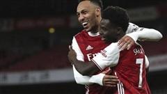 'Hung thần' Aubameyang bùng nổ, Arsenal thắng giòn giã Newcastle
