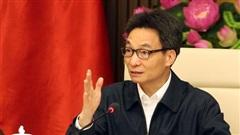 Phó Thủ tướng Vũ Đức Đam: Sớm kiện toàn bộ máy lãnh đạo Trường ĐH Tôn Đức Thắng