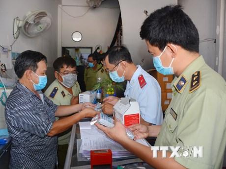 Sửa đổi, bổ sung Quy chế hoạt động của ban chỉ đạo chống buôn lậu