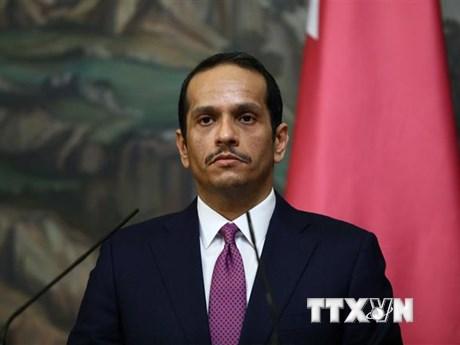 Qatar kêu gọi các nước vùng Vịnh đối thoại với Iran