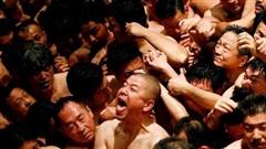 Lễ hội đàn ông Nhật Bản khỏa thân mùa dịch bệnh