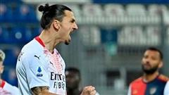 Ibrahimovic - siêu sao biến điều vô lý thành hiện thực