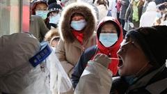 Tỉnh hơn 70 triệu dân của Trung Quốc điều tra nghi vấn giấu ca mắc Covid-19