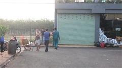 Án mạng trước cổng quán cà phê Giáng Hương, tỉnh Bình Phước