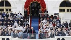 Ai thay tổng thống trong lễ nhậm chức trong trường hợp một vụ tấn công xảy ra?