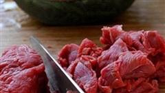 4 nhóm người nếu ăn nhiều thịt bò sẽ 'rước họa' vào thân
