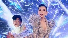 Thu Thủy gây bất ngờ khi tái hiện ngôi vị Quán quân Bước nhảy Hoàn vũ trong đêm nhạc đặc biệt