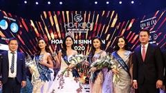 Nữ sinh Cần Thơ đăng quang 'Hoa khôi Sinh viên Việt Nam' năm 2020