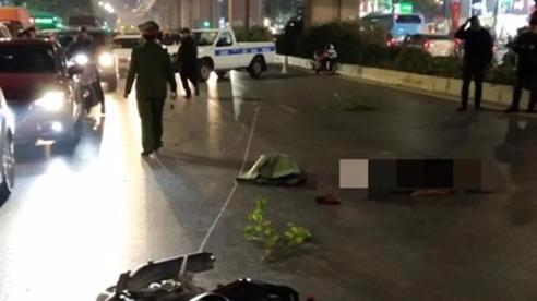 Tạm giữ nam thanh niên lái xe máy tông chết cụ bà cùng cô gái trẻ trên đường Nguyễn Trãi