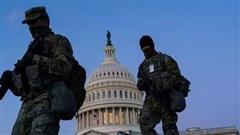 Mỹ loại 12 lính Vệ binh quốc gia để phòng mối họa trước lễ nhậm chức