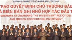 Đất Xanh Miền Trung được chấp thuận đầu tư Khu đô thị Bảo Ninh 1