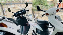 Huyền thoại Honda Spacy đời cuối 2009 giá 230 triệu đồng