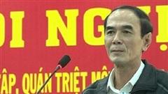 Chân dung Bí thư huyện ủy được bổ nhiệm làm Giám đốc sở Công Thương Quảng Ngãi