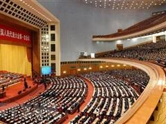 Ủy ban Thường vụ Quốc hội Trung Quốc khai mạc phiên họp lần thứ 25