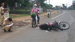 Một trưởng Công an xã ở Cà Mau tử vong do tai nạn giao thông