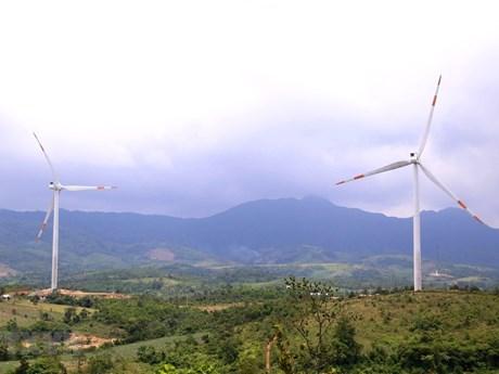 Quảng Trị: Hàng chục dự án điện gió đi vào hoạt động trong năm 2021