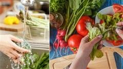 Chọn thực phẩm nào tốt cho người sau đột quỵ?