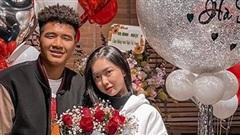 Hà Đức Chinh ngọt ngào chúc sinh nhật bạn gái Mai Hà Trang