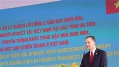 Công bố kết quả bước đầu Dự án Xử lý ô nhiễm dioxin sân bay Biên Hòa