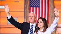 'Phó tướng' Pence không dự lễ chia tay ông Trump