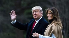 Vợ chồng Tổng thống Donald Trump sẽ 'phá lệ' trong ngày nhậm chức của người kế nhiệm
