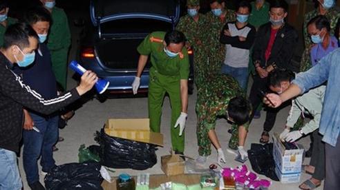 Xóa xổ đường dây 'cõng' gần 90 kg ma túy: Lộ danh tính những 'người vận chuyển'