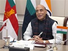 Đối thoại Quốc phòng Ấn Độ-Singapore theo hình thức trực tuyến