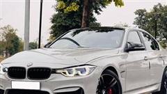 BMW 320i được 'dân chơi' bán lại với giá 1,3 tỷ đồng, rêng tiền độ đủ mua Mazda3