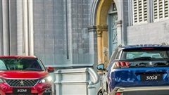 Peugeot 3008, 5008 sẽ có phiên bản hiệu suất cao, đe nẹt Honda CR-V, Toyota Fortuner