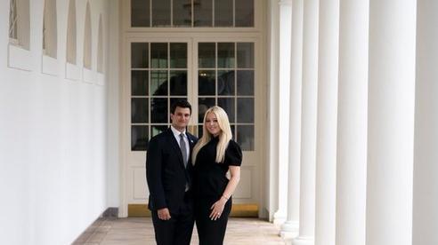 Con gái út Tổng thống Donald Trump tuyên bố đính hôn tại Nhà Trắng
