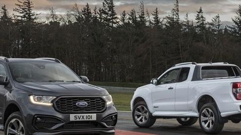 Ford Ranger 2021 có thêm bản thể thao MS-RT, giá bán 20.710 USD