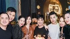 Lệ Quyên cùng Lâm Bảo Châu tổ chức sinh nhật cho ca sĩ Quang Hà
