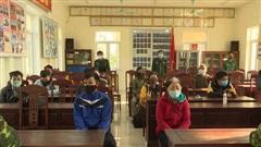 Biên phòng Quảng Trị bắt giữ 29 người nhập cảnh trái phép