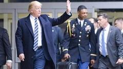 Tổng thống Donald Trump sẽ bàn giao vali hạt nhân cho ông Biden như thế nào?