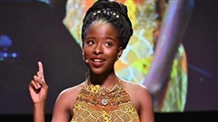 Cô gái 22 tuổi được chọn ngâm thơ trong lễ nhậm chức của ông Joe Biden