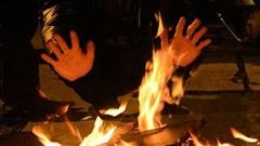 Cảnh báo tình trạng ngộ độc khí than khi sưởi ấm trời lạnh