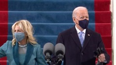 [TRỰC TIẾP] Lễ nhậm chức Tổng thống thứ 46 của Mỹ: Ông Biden chuẩn bị tuyên thệ