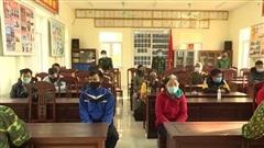 Phát hiện, bắt giữ 29 đối tượng nhập cảnh trái phép từ Lào về Việt Nam