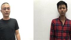 Đà Nẵng: Bắt 2 thanh niên tông xe máy vào công an để trốn chạy