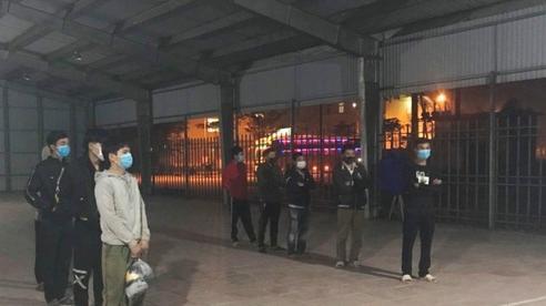 Hà Tĩnh: Phát hiện 9 người nhập cảnh trái phép trốn cách ly
