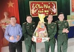Tỉnh ủy Gia Lai: Thăm chúc Tết Bộ đội Biên phòng