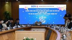 BIDV dành 60.000 suất quà trị giá 30 tỷ đồng tặng quà Tết cho người nghèo
