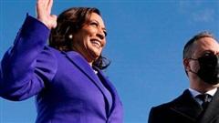 Phó Tổng thống nữ da màu đầu tiên trong lịch sử nước Mỹ là ai?