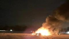Tin tức quân sự mới nhất ngày 21/1: Trực thăng Vệ binh quốc gia Mỹ gặp nạn, 3 người tử vong